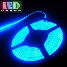 Светодиодная лента синяя LED S3528-120B(W)