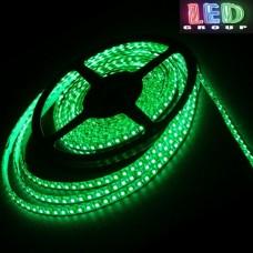 Светодиодная лента зеленая  LED S3528-120G(W)