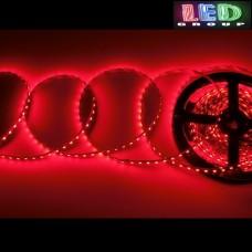 Светодиодная лента 12V, 2835, 120 led/m, 9.6W, IP20, красный, Standart. Гарантия - 12 месяцев.