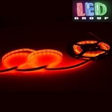 Светодиодная лента 12V, 2835, 60 led/m, IP20, красный, Standart. Гарантия - 12 месяцев.