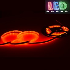 Светодиодная лента 12V, 2835, 60 led/m, 4.4 Вт/м, IP20, красный, Standart. Гарантия - 12 месяцев.