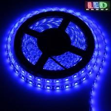 Светодиодная лента синяя LED S5050-60B(W)