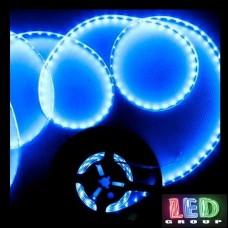 Светодиодная лента 12V, 5050, 60 led/m, 14.4W, IP20, синий, Standart. Гарантия - 12 месяцев.