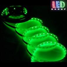 Светодиодная лента зеленая LED S5050-60G