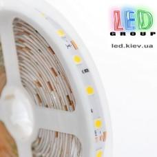 Светодиодная лента 12V, 5050, 60 led/m, 14.4W, IP20, 900Lm, 3200K-белый тёплый, Standart. Гарантия - 12 месяцев.