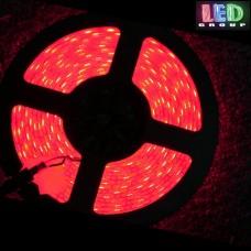 Светодиодная лента 12V, 5050, 60 led/m, IP65, красный, Standart. Гарантия - 12 месяцев.