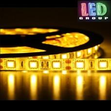 Светодиодная лента желтая LED S5050-60Y