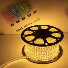 Светодиодная лента LED S5050-60WW-IP67-220V