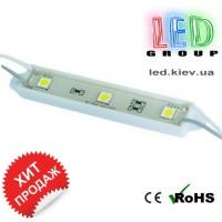 Светодиодный модуль LED M5050-3W(W)
