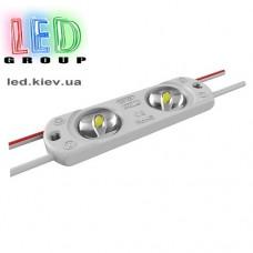 Светодиодный модуль LED ARB M2835-2 170°,0.8W, 80lm, 7000K