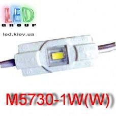 Светодиодный модуль LED M5730-1W(W)