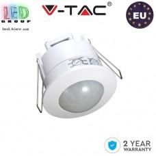 Датчик движения и освещености V-TAC, 230V, 360°. ЕВРОПА!!!