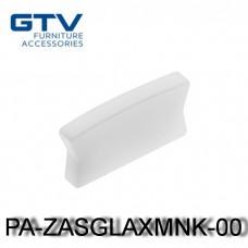 Заглушка PA-ZASGLAXMNK-00  для профиля GTV GLAX mini