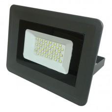 Светодиодный прожектор 30W S4-SMD-30-Slim 6400К 220V IP65
