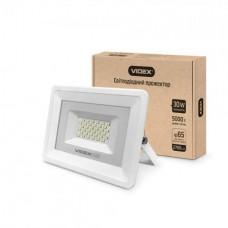 LED прожектор VIDEX 30W 5000K 220V