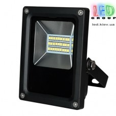 Светодиодный LED прожектор 10W, LED Group, 700Lm, 6500K, TOP-10BT-Slim-SMD