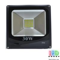 Прожектор светодиодный LED TOP-30BT-SMD