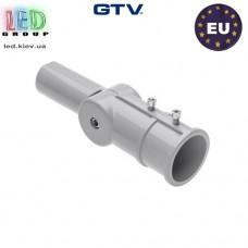 Адаптер/переходник GTV для консольных уличных светильников SA1, Ø62/Ø50. Польша!!!
