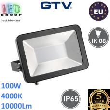 Светодиодный LED прожектор, GTV, 100W, IP65, 4000K, VIPER. ПОЛЬША!!! Гарантия – 5 лет!!!