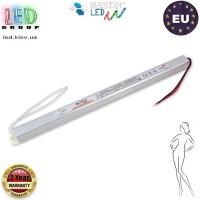 Блок питания master LED, Ultra Slim, 12V, 60W, 5А, для внутреннего применения, IP20, не герметичный. Premium. ЕВРОПА!