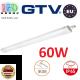 Светодиодный LED светильник GTV герметичный 60W (EMC+), IP65, 4000K, 1200мм, OMNIA PLUS BIS. ЕВРОПА!!! Гарантия - 2 года!