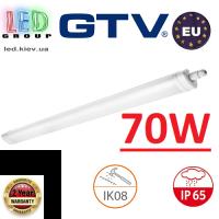 Светодиодный LED светильник GTV герметичный 70W (EMC+), IP65, 4000K, 1500мм, OMNIA PLUS. ЕВРОПА!!! Гарантия - 2 года!
