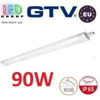 Светодиодный LED светильник GTV герметичный 90W (ЕМС+), IP65, 4000K, 1500мм, OMNIA LED MAX. ЕВРОПА!!!