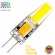 Светодиодная LED лампа, 3.5W, G4, 3000K – тёплое свечение, RА≥80
