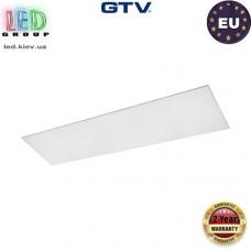 Светодиодная LED панель GTV KING 42W, 3000K, IP54, толщина - 10мм. ЕВРОПА!!! Premium. Гарантия - 2 года!