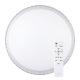 Светильник светодиодный SMART 50W, STRAZA, регулировка температуры свечения (2700⇄6500K), с пультом ДУ (IR)