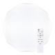 Светильник светодиодный SMART 80W, PRIZMA, регулировка температуры свечения (2700⇄6500K), с пультом ДУ (IR)