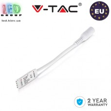 Усилитель V-TAC, 3x4A, 12V, для светодиодной RGB ленты. Европа!!! Гарантия - 2 года.