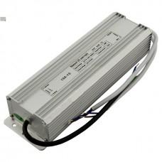 Блок питания герметичный 150W 12.5A 12V металлический корпус, IP67, герметичный, для наружного и внутреннего применения. Гарантия 1 год!!!