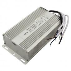 Блок питания 200W 16.7A 12V металлический корпус, IP67, герметичный, для наружного и внутреннего применения. Гарантия 1 год