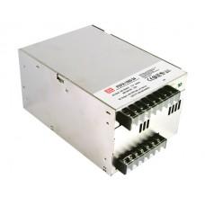 Блок питания 12V, 80A, 960W, Mean Well, PSPA-1000-12, металлический корпус, IP20, для внутреннего применения. Гарантия - 2 года.