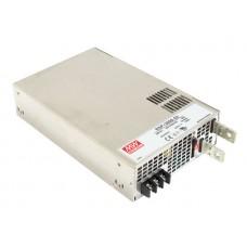Блок питания 12V, 200A, 2400W, Mean Well, RSP-3000-12, металлический корпус, IP20, для внутреннего применения. Гарантия - 2 года.