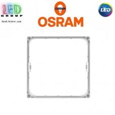 Переходная/монтажная рамка Osram Ledvance для светодиодных светильников DOWNLIGHT Slim, 225x225мм, квадратная, белая
