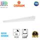 Светодиодный LED светильник Osram, 46W, 4000K, линейный, 1500мм, белый, сталь + поликарбонат, Ledvance, Ra≥80. Гарантия - 5 лет