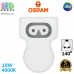 Светодиодный LED светильник Osram, 10W, 4000K, линейный, 600мм, белый, поликарбонат, магистральный, Ledvance, Ra≥80, Batten. Гарантия - 5 лет