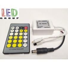 Диммер + Контроллер CCT 2700К-7000К WW⇄CW 6A