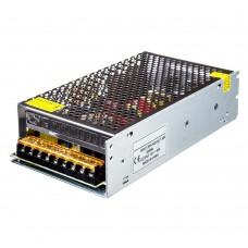 Блок питания 5V, 200W, 40А, металлический корпус, IP20, не герметичный, для внутреннего применения