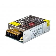 Блок питания 5V, 60W, 10А, металлический корпус, IP20, не герметичный, для внутреннего применения
