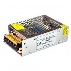 Блок питания 24V, 120W, 5А, металлический корпус, IP20, не герметичный, для внутреннего применения