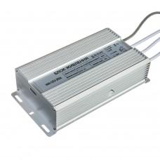 Блок питания герметичный 300W 25A 12V металлический корпус, IP67, герметичный, для наружного и внутреннего применения. Гарантия 1 год!!!