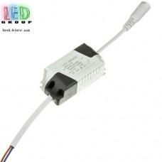 Драйвер/блок питания 3W, 9-12V, 300мА, IP20
