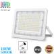 Светодиодный LED прожектор, 100W, 5000K, IP65, алюминий, накладной, белый, RA≥80