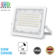 Светодиодный LED прожектор, 50W, 5000K, IP65, алюминий, накладной, белый, RA≥80