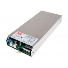 Блок питания 12V, 40A, 960W, Mean Well, RSP-1000-24, металлический корпус, IP20, для внутреннего применения. Гарантия - 2 года.