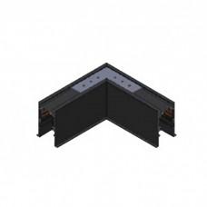 Коннектор угловой для 3-фазной врезной магнитной трековой системы MLTSE-CMT583/B