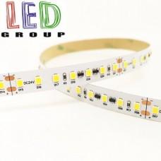 Светодиодная лента 24V, SMD 2835, 8W, 126 led/m, 6500K - белый холодный, 1200Lm, IP20, Standart. Гарантия - 12 месяцев